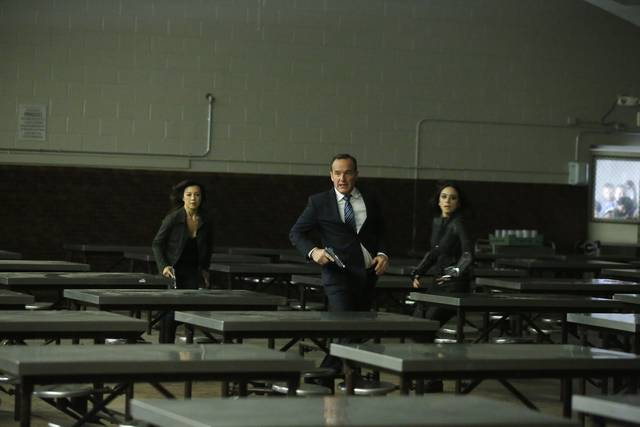 Agents of SHIELD 4x05 Daisy Coulson May Promo 06