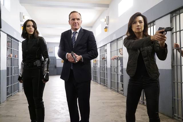 Agents of SHIELD 4x05 Daisy Coulson May Promo 07