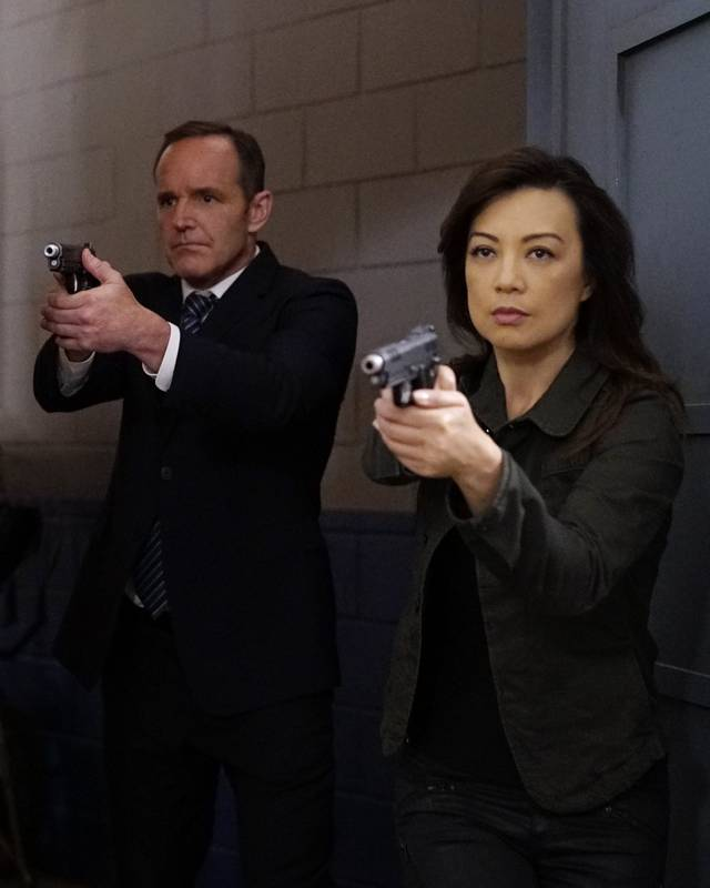 Agents of SHIELD 4x05 May Coulson Promo 04