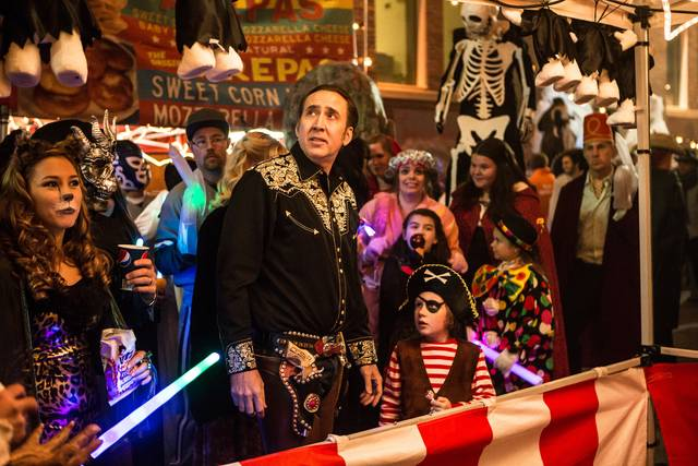 Pay the Ghost Nicolas Cage Jack Fulton foto dal film 2