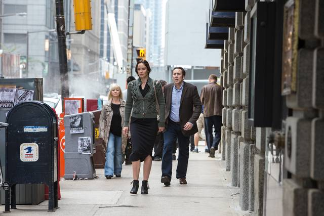 Pay the Ghost Nicolas Cage Sarah Ann Wayne Callies foto dal film 1