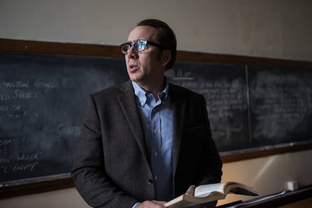 Pay the Ghost Nicolas Cage foto dal film 2
