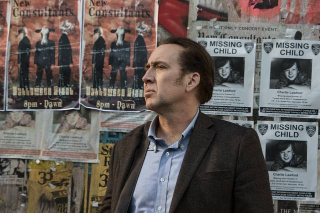 Pay the Ghost Nicolas Cage foto dal film 4