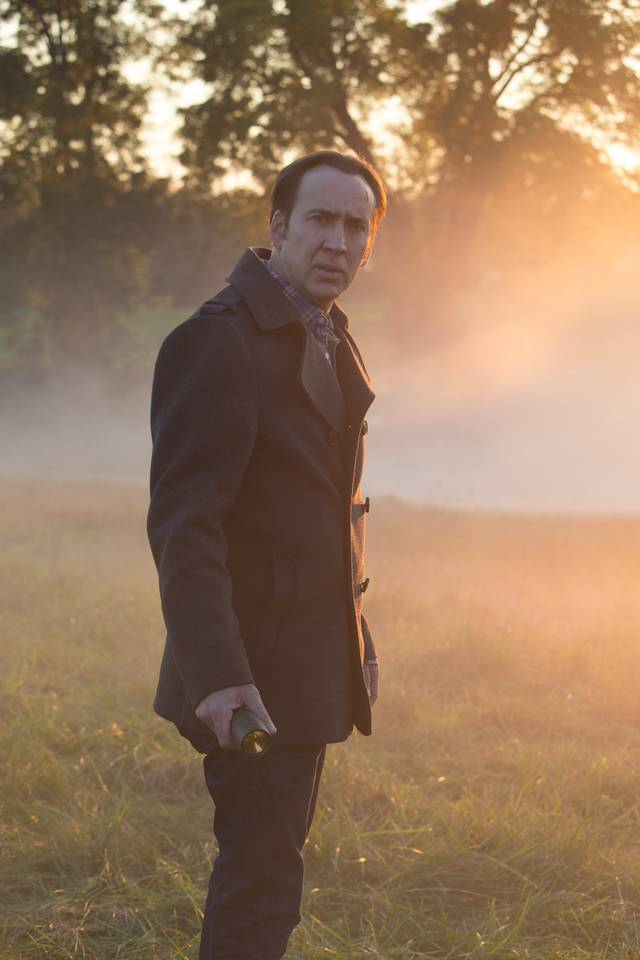 Pay the Ghost Nicolas Cage foto dal film 5