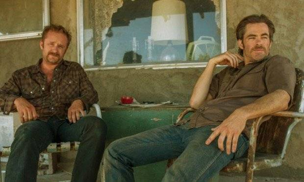 Hell or High Water Chris Pine Ben Foster foto dal film 3
