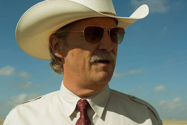 Hell or High Water Jeff Bridges foto dal film 1