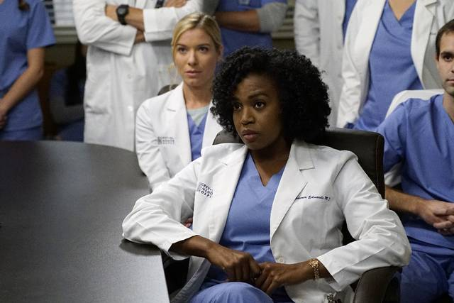 Grey's Anatomy 13x07 Murphy Edwards Promo 15