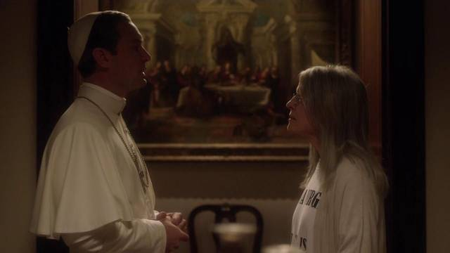 The young pope s1 e2001 mid