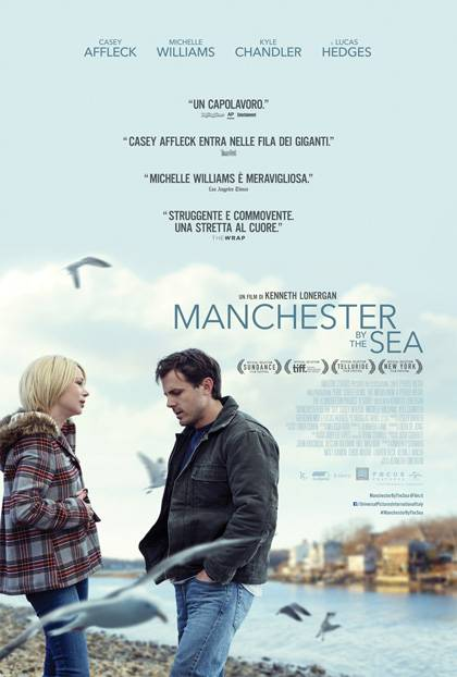 Manchester by the Sea Poster Italia