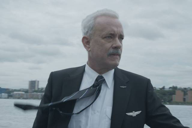 Sully Tom Hanks foto dal film 7