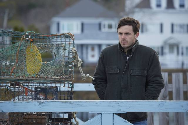Manchester by the Sea Casey Affleck foto dal film 1