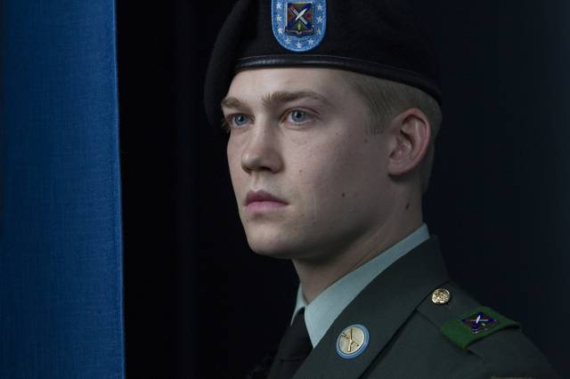 Billy Lynn - Un giorno da eroe Joe Alwyn foto dal film 4
