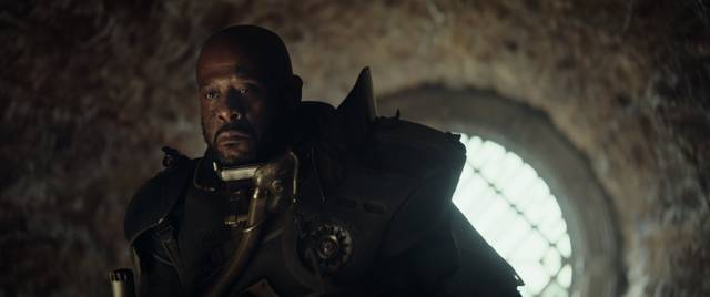 Rogue One - A Star Wars Story Forest Whitaker foto dal film 1