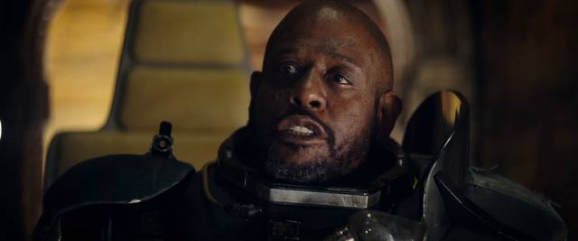 Rogue One - A Star Wars Story Forest Whitaker foto dal film 2
