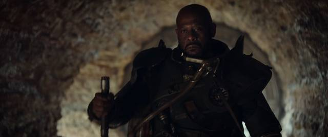 Rogue One - A Star Wars Story Forest Whitaker foto dal film 3
