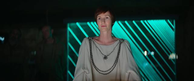 Rogue One - A Star Wars Story Genevieve O'Reilly foto dal film 3