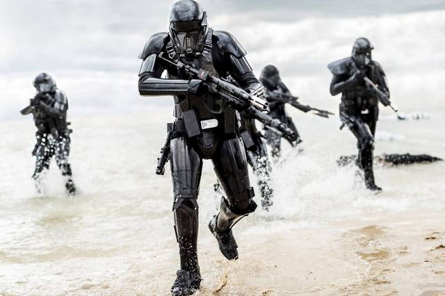 Rogue One - A Star Wars Story foto dal film 17