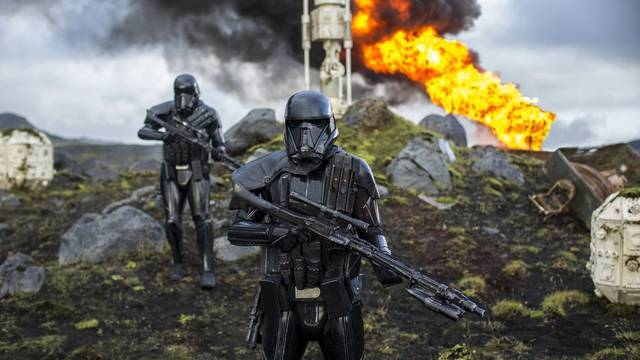 Rogue One - A Star Wars Story foto dal film 19