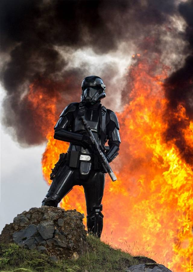 Rogue One - A Star Wars Story foto dal film 1