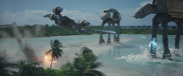 Rogue One - A Star Wars Story foto dal film 26