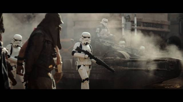 Rogue One - A Star Wars Story foto dal film 28