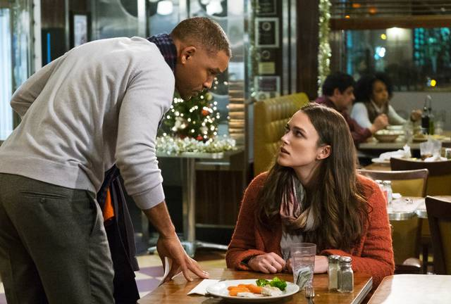 Collateral Beauty Keira Knightley Will Christopher Smith foto dal film 1