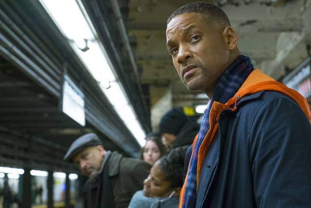 Collateral Beauty Will Christopher Smith foto dal film 1
