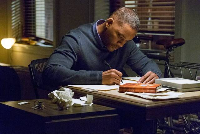 Collateral Beauty Will Christopher Smith foto dal film 2