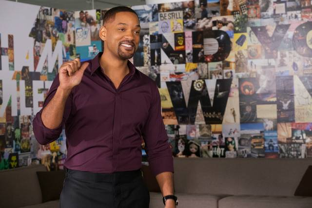Collateral Beauty Will Christopher Smith foto dal film 3