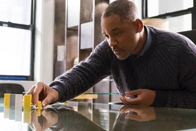 Collateral Beauty Will Christopher Smith foto dal film 4
