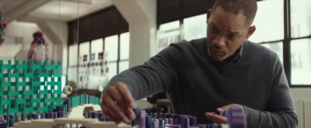 Collateral Beauty Will Christopher Smith foto dal film 5
