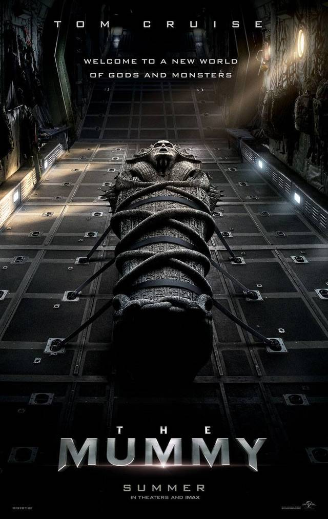 The Mummy Teaser Poster USA