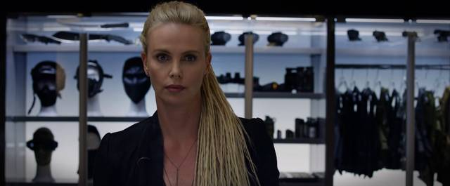 Fast & Furious 8 Charlize Theron foto dal film 2