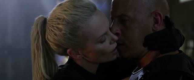 Fast & Furious 8 Vin Diesel Charlize Theron foto dal film 2
