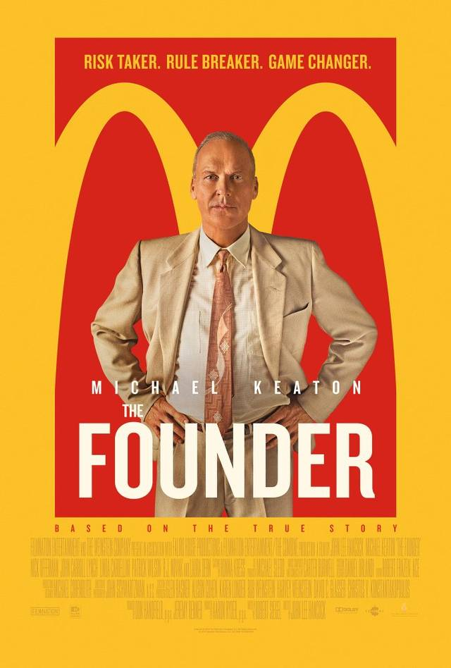 The Founder Poster USA