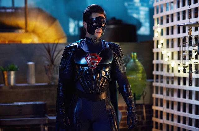 Doctor Who - Stagione 10 - Episodio 0 - Christmas Special: The Return of Doctor Mysterio - Foto 5