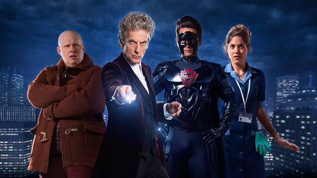 Doctor Who - Stagione 10 - Episodio 0 - Christmas Special: The Return of Doctor Mysterio - Foto 3