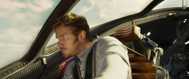 Guardiani della Galassia Vol. 2 Chris Pratt foto dal film 4
