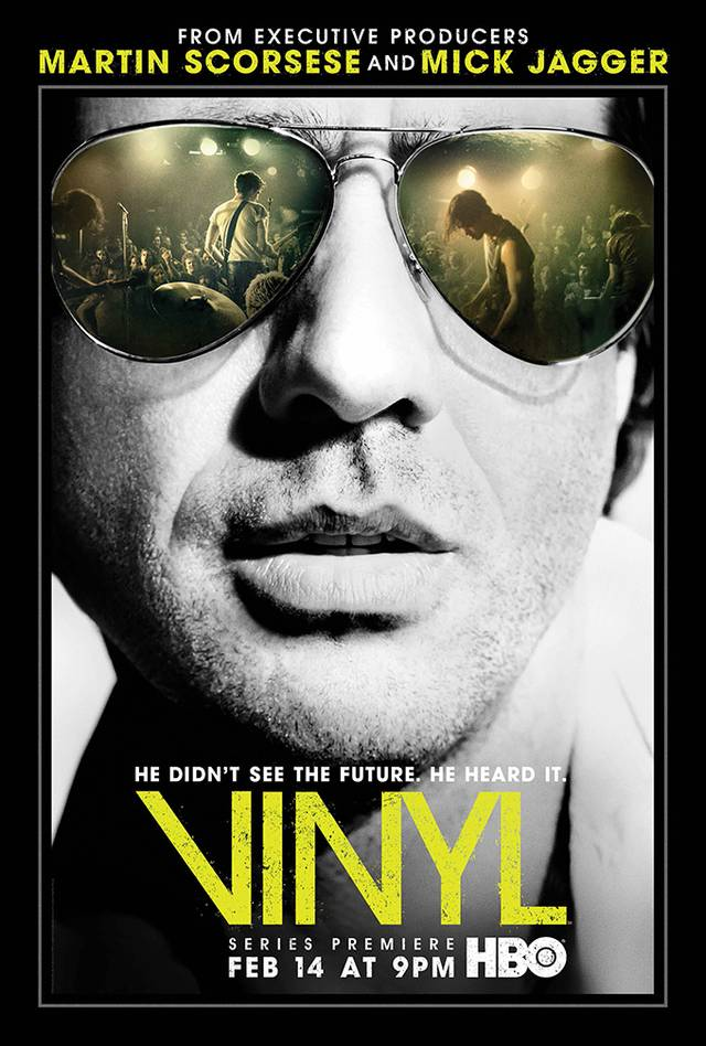 Vinyl stagione 1 poster 01 mid