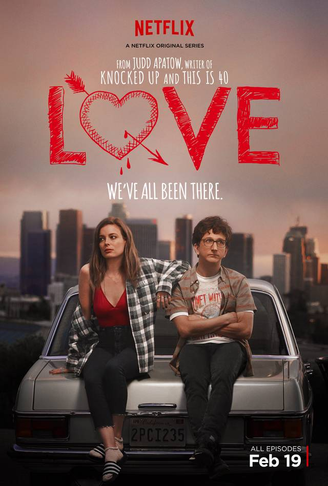 Love stagione 1 poster 01 mid
