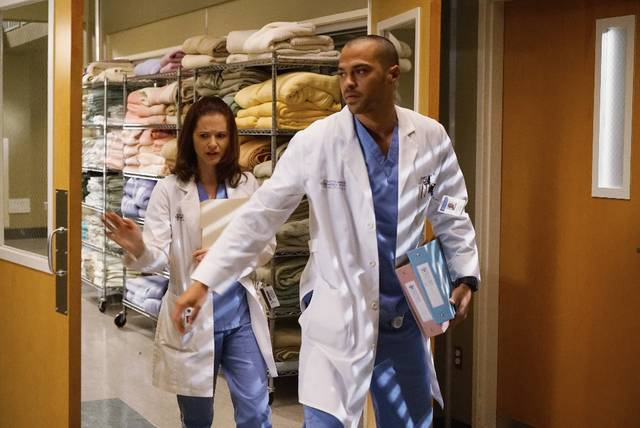 Grey's Anatomy 12x11 April Jackson Promo 06