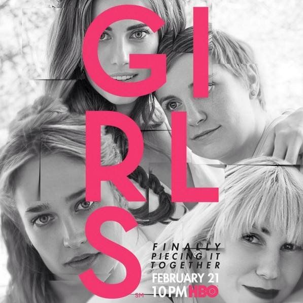 Girls stagione 5 poster mid