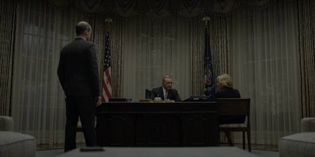 House of Cards 4x02 Doug Durant Frank Cap 28