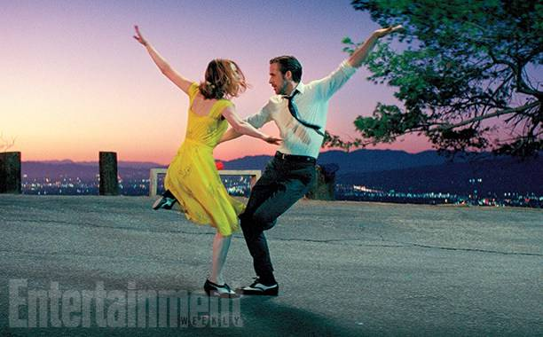 La La Land - La prima immagine su Enterteinment Weekly