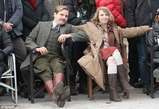 The Zookeeper's Wife - Foto dal set