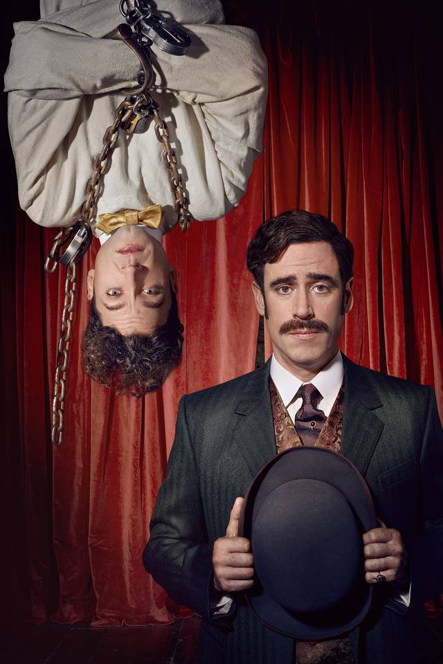 Houdini   doyle stagione 1 poster mid