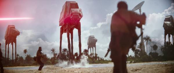 Rogue One - A Star Wars Story - Immagini dal teaser trailer