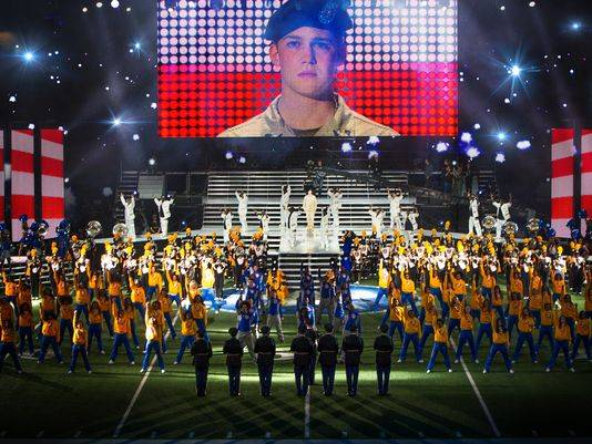 La prima immagine di Billy Lynn's Long Halftime Walk