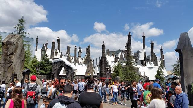 The Wizarding World of Harry Potter Hollywood La Visita di ScreenWeek - 12