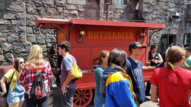 The Wizarding World of Harry Potter Hollywood La Visita di ScreenWeek - 13